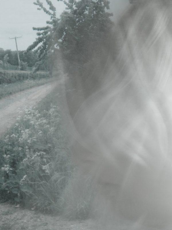 Fotografie - One zelfportret - crossroads