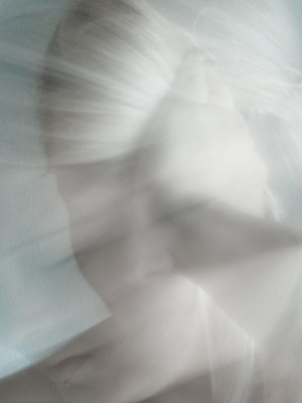 Fotografie - One zelfportret - frustration