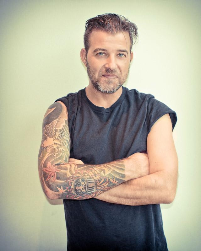 Tattoo sleeve ontwerp
